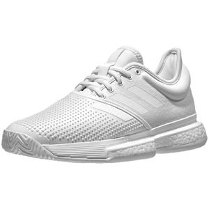 adidas SoleCourt Boost Parley White Women's Shoes